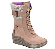 Bionica Waterproof Leather Lace-up Boots - Garland - A355372