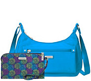 baggallini Out and About Bagg with RFID  Phone Wristlet - A412872