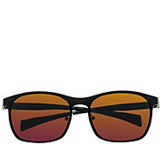 Breed Halley Polarized Titanium Sunglasses - A414172