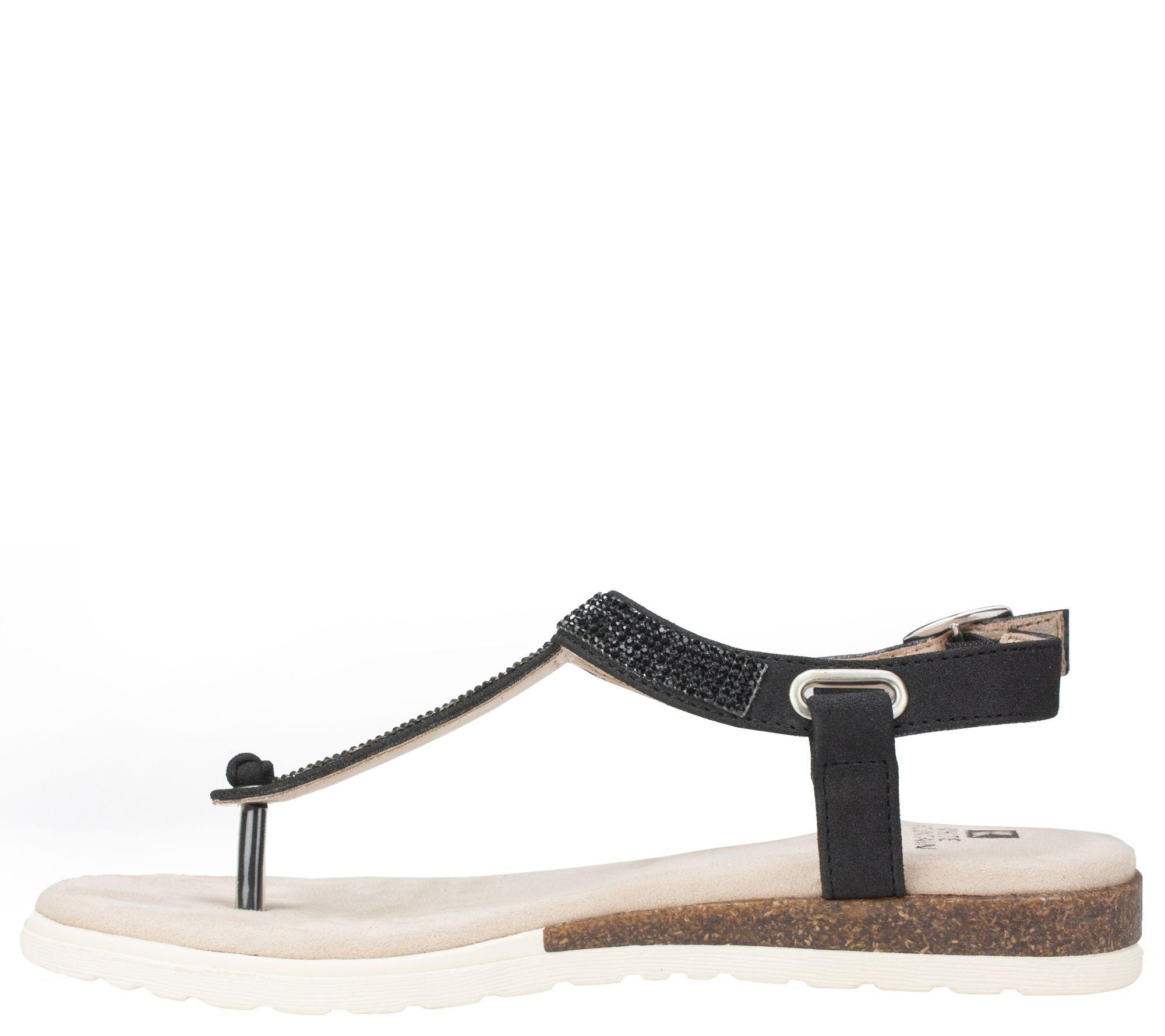 5faf2d80dd1fd White Mountain Sandals - Parana — QVC.com