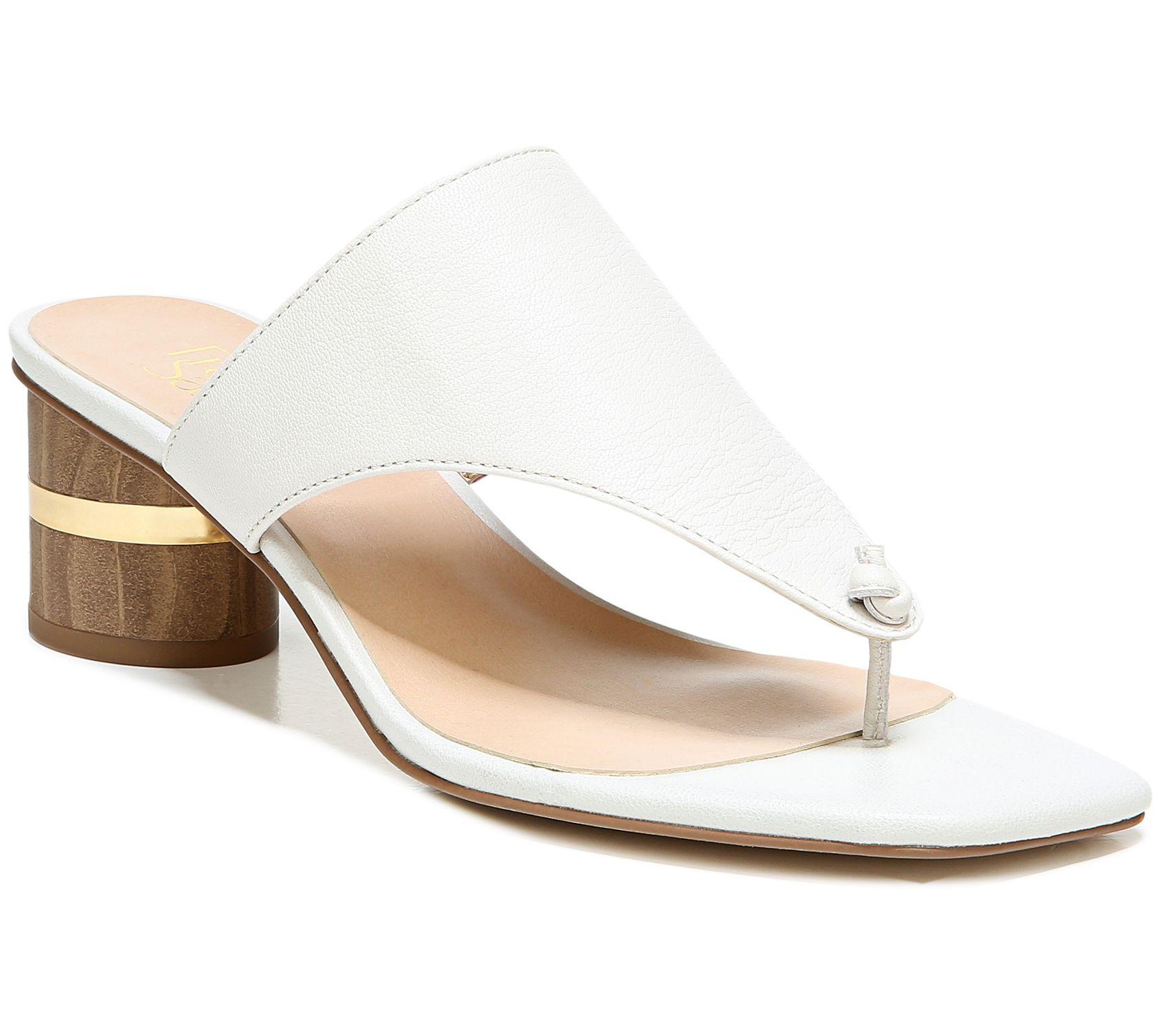 Franco Sarto Womens DOE Fashion Sandals