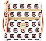 Dooney & Bourke NCAA University of South Carolina Zip Crossbody - A283473