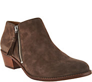 Vionic Suede Ankle Boots - Serena - A293773