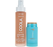 Coola Rosilliance BB Cream SPF 30 with Tinted Sport Stick - A297473