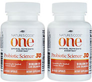 Natures Code ONE Probiotic 30 Billion CFU 60-day Supply - A297673