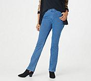 Belle by Kim Gravel Flexibelle Embellished Jeans - Regular - A298973