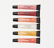 philosophy delicious & delightful lip shine 6-piece kit - A307673