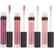 bareMinerals Moxie Plumping Lipgloss 4-Piece Kit - A311073
