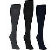 Legacy Compression Socks Set of 3 - A342673