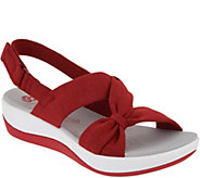 CLOUDSTEPPERS by Clarks Sport Sandals - Arla Primrose - A303274