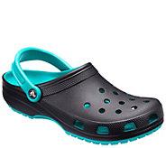 Crocs Clogs - Classic Carbon Graphic - A413174