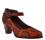 LArtiste by Spring Step Leather Mary Janes - Charliza - A416374