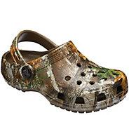 Crocs Kids Classic Realtree Edge Clog - A423474