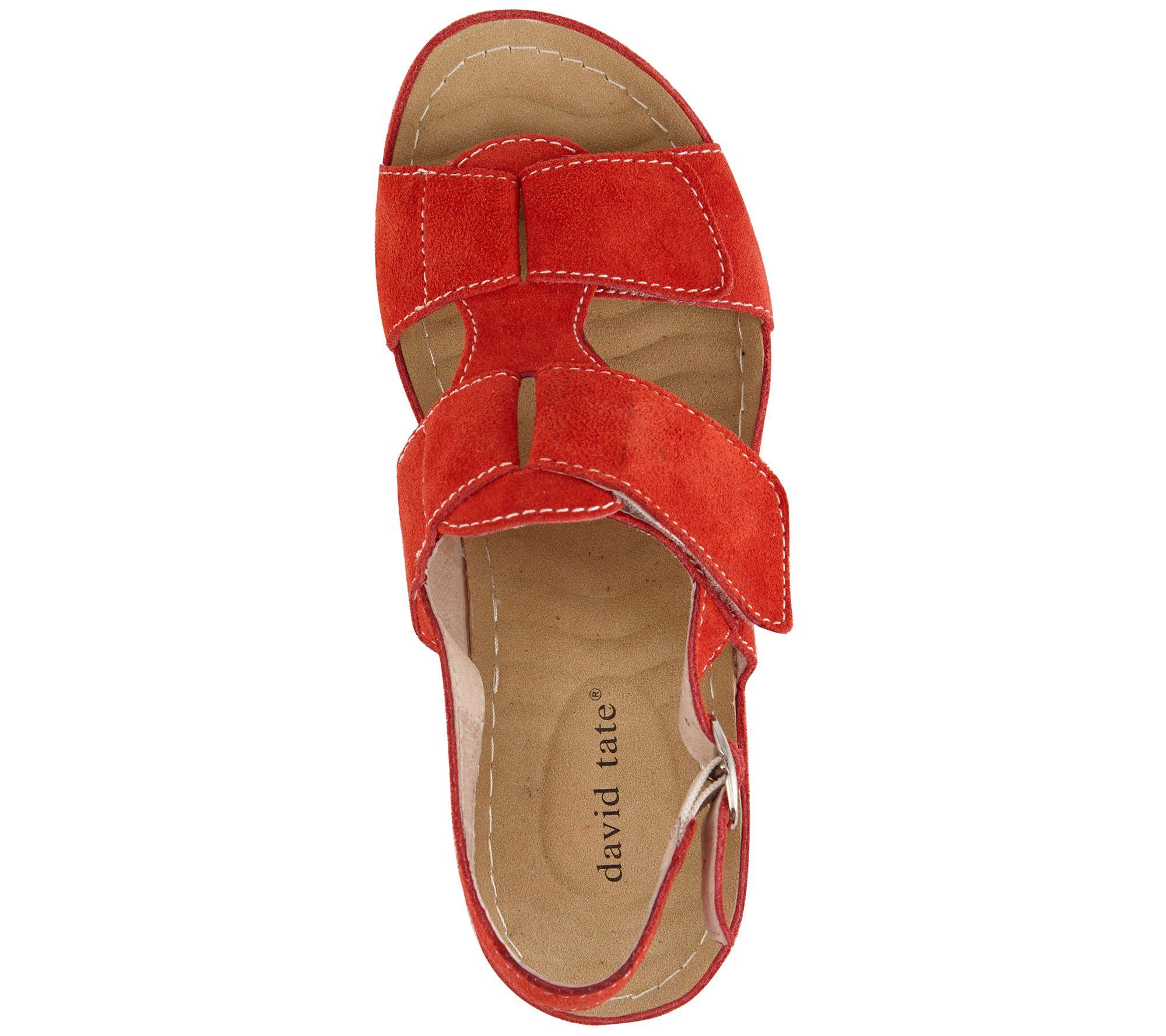 Sandals David Footbed — Tech Wave Tate Casual Reba jA354LR