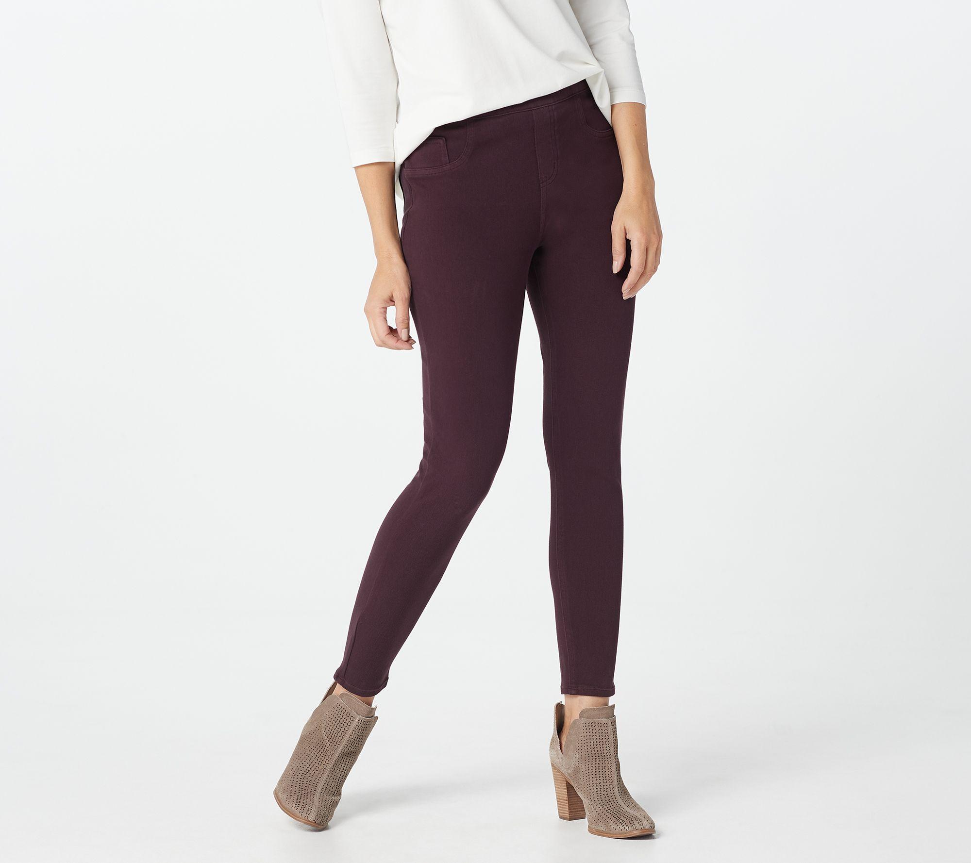 Guantity limitata più popolare comprare nuovo Spanx Jean-ish Ankle Length Leggings Regular — QVC.com
