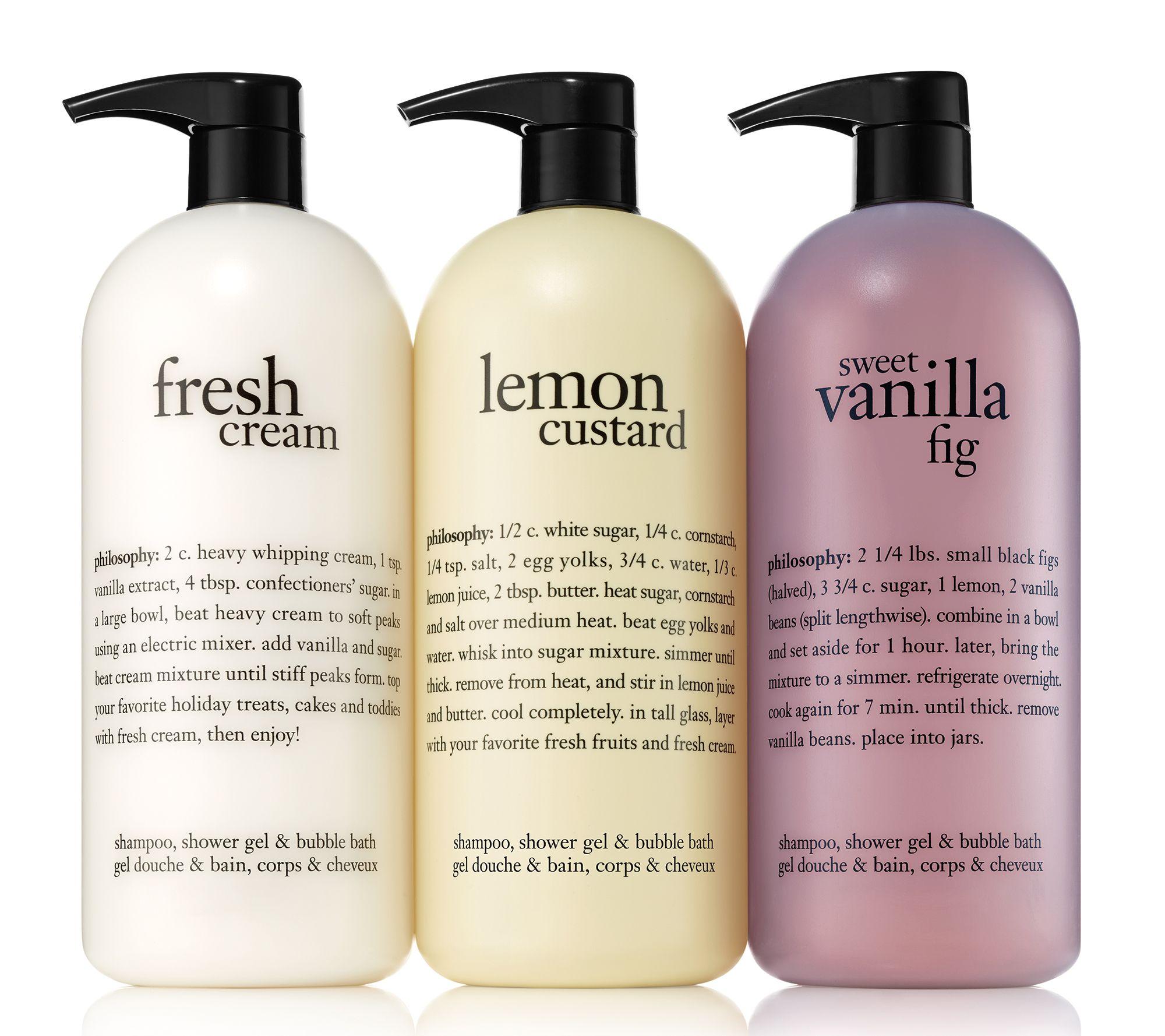 apple bubble shampoo philosophy best gl sg cider gel smelling shower applecider bath
