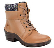 Bionica Leather Lace-up Ankle Boots - Romulus - A355376