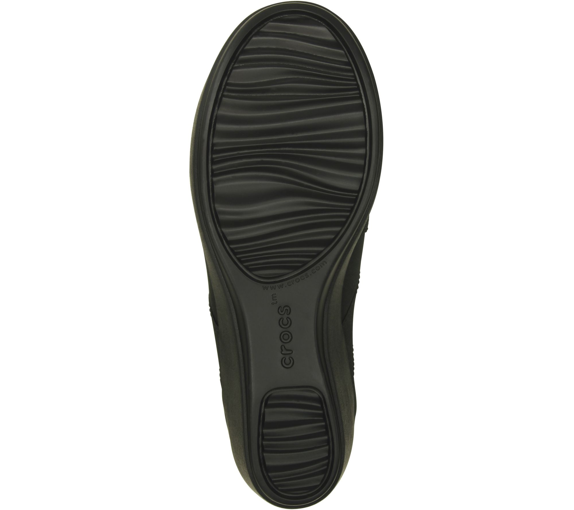 ec14a5a42f07 Crocs Wedge Slip Ons - Busy Day Stretch Asym - Page 1 — QVC.com