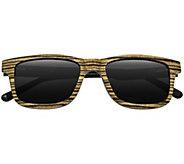 Earth Wood Tide Polarized Sunglasses - A414276