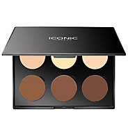ICONIC London Multi-Use Cream Contour Palette - A414876