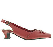 Easy Street Incredible Slingback Pumps - A196377