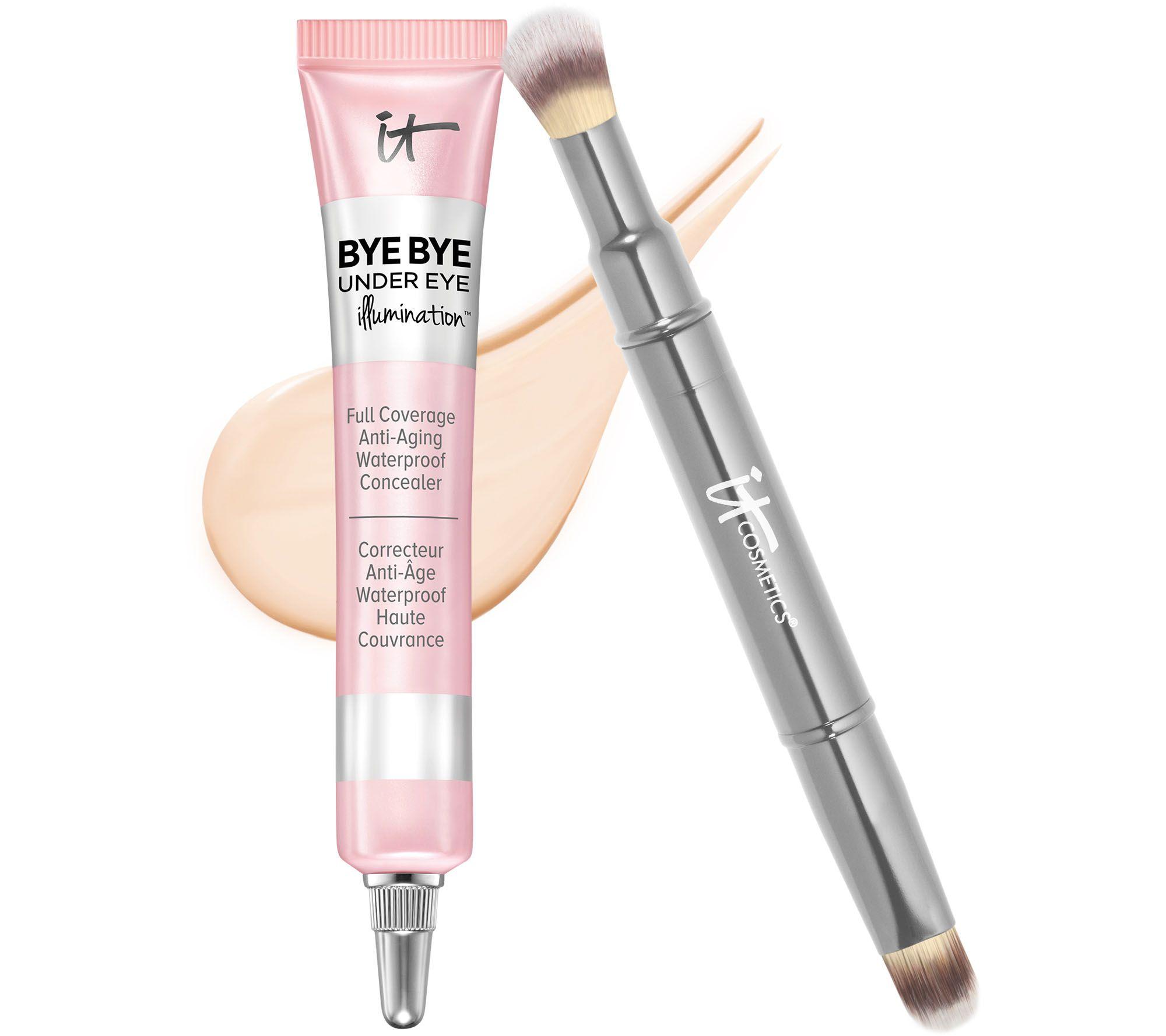 It Cosmetics Bye Bye Under Eye Illumination With Brush Page 1