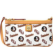 Dooney & Bourke NCAA Florida State University Slim Wristlet - A283277