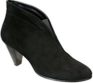 David Tate Leather Booties - Natalie - A341377
