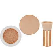 bareMinerals Deluxe Foundation Holiday Edition with Brush - A346577