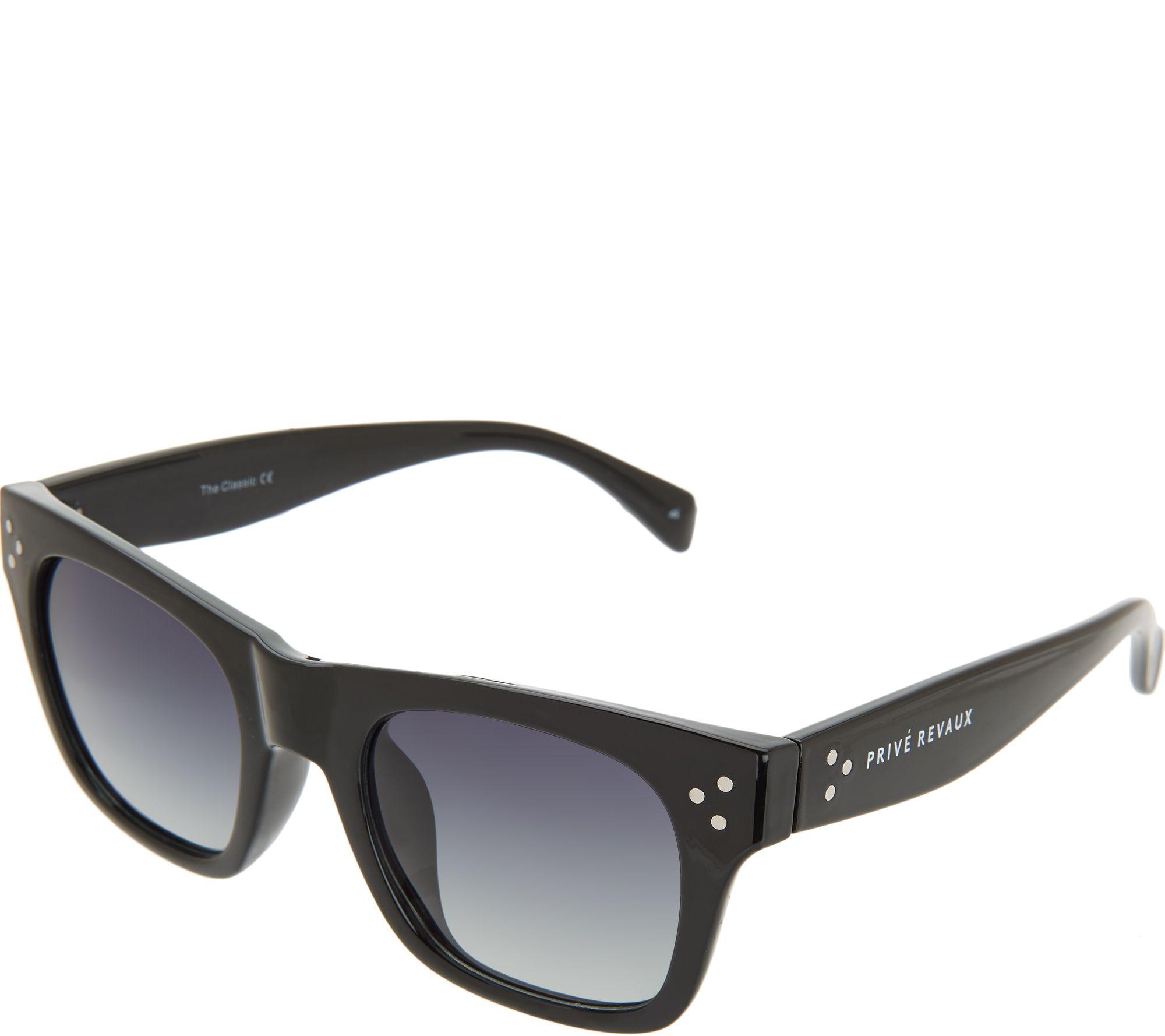 fe02790d9c Prive Revaux The Classic Polarized Sunglasses - Page 1 — QVC.com