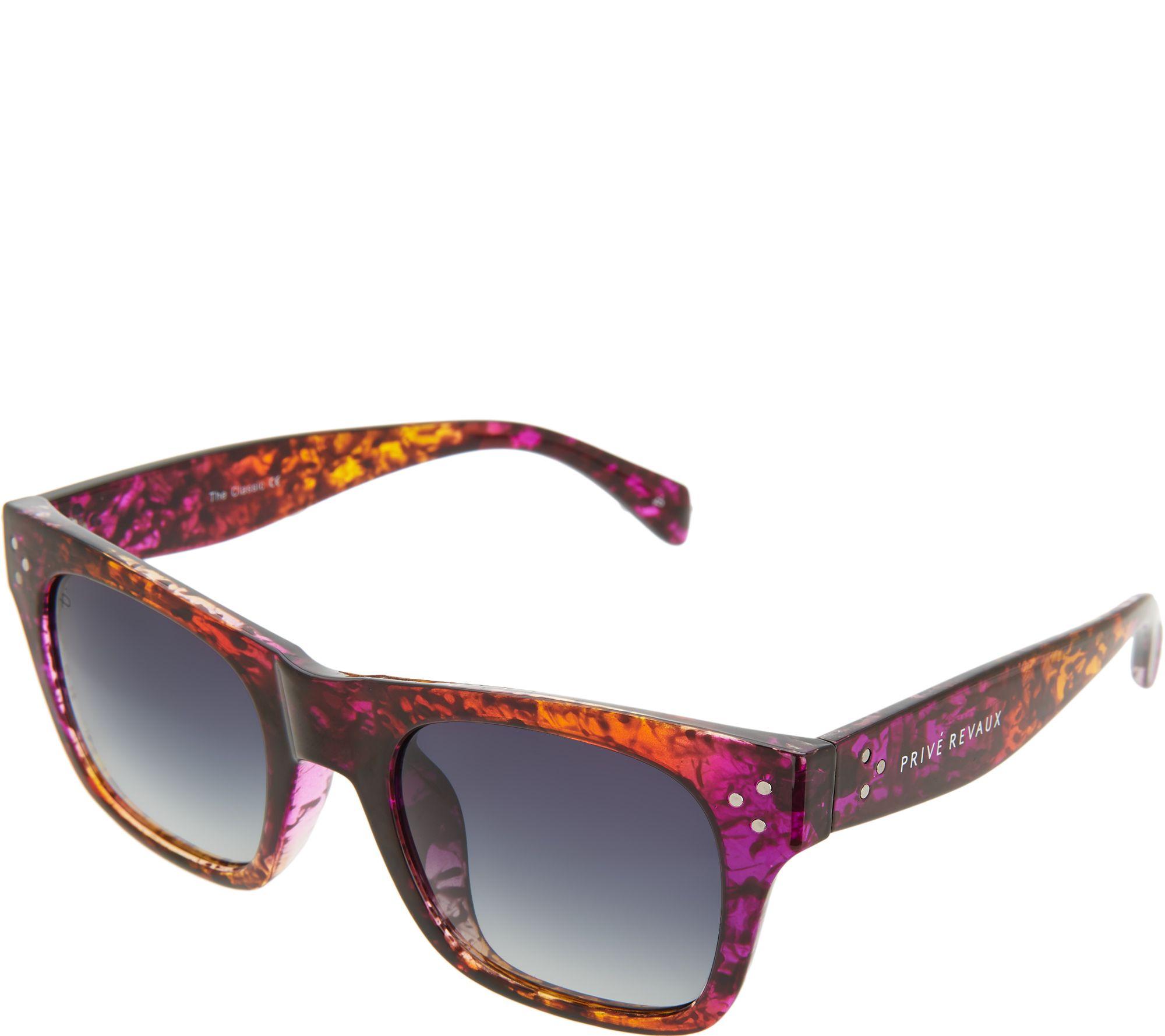 b0e8c4dd65 Prive Revaux The Classic Polarized Sunglasses - Page 1 — QVC.com