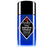Jack Black Pit Boss Antiperspirant & Deodorant,2.75 oz - A244278