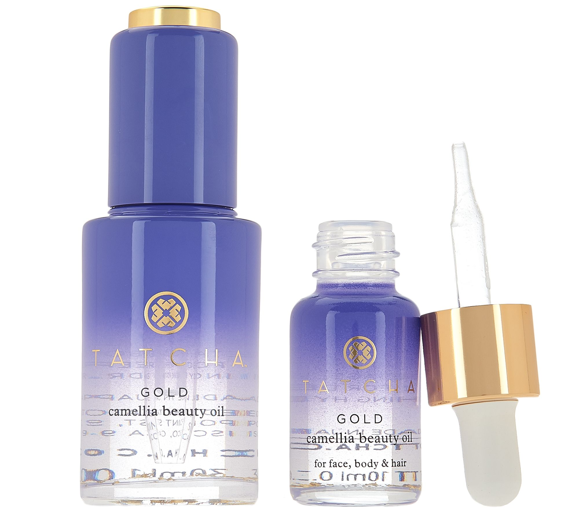Tatcha Camellia Beauty Oil Home Amp Away Auto Delivery Qvc Com