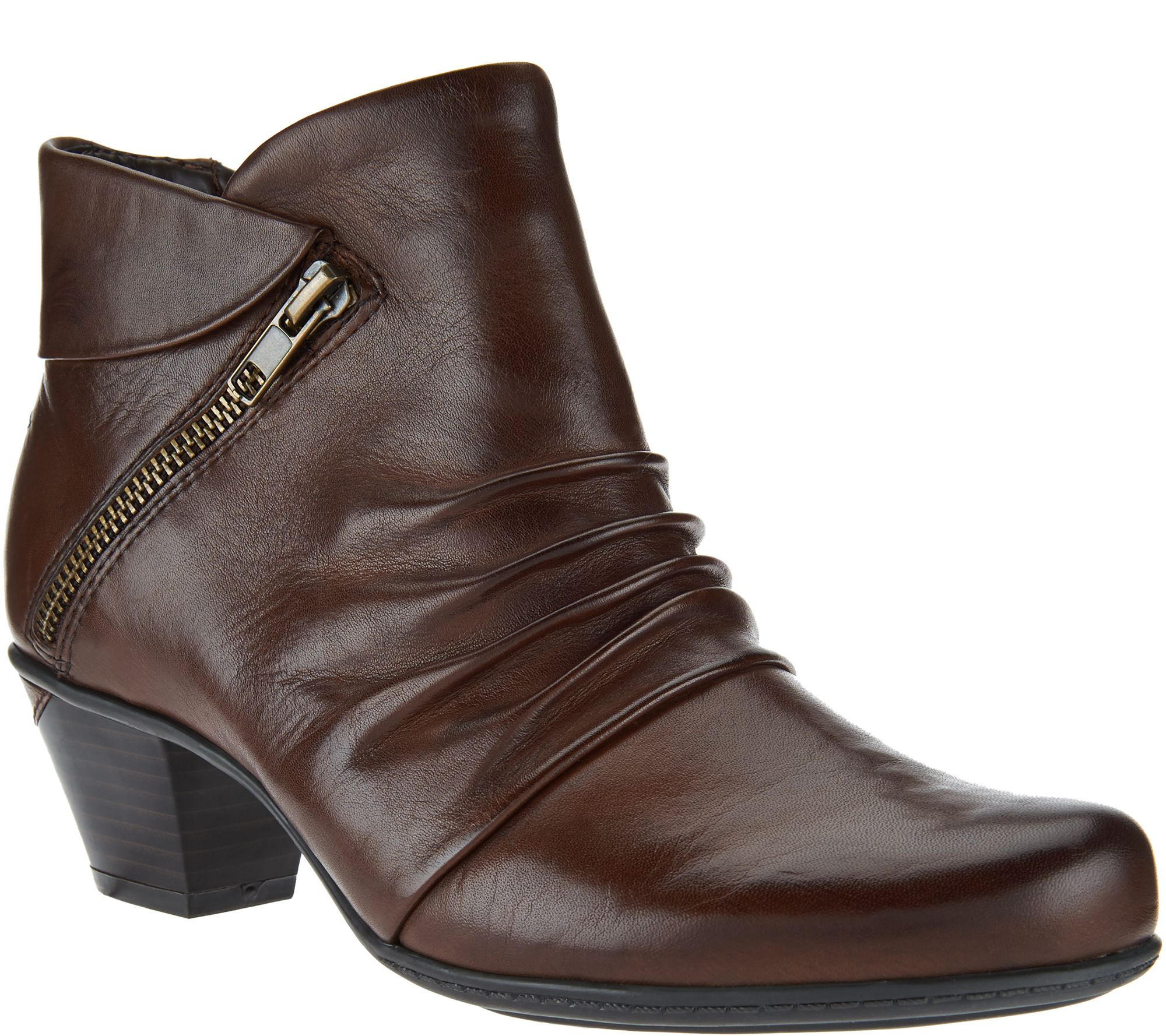 comfortable round womens toe ankle brown boots j western corral most fringe comforter