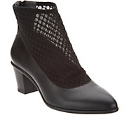 Lori Goldstein Collection Bootie with Sock Detail - A302878