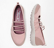 Skechers Heathered Bungee Strap Mary Janes - Be-Light - A349778