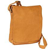Le Donne Leather Flap-Over Shoulder Bag - A413078