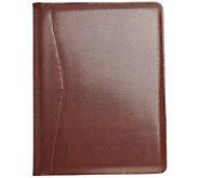 Royce Leather Aristo Padfolio - A418478