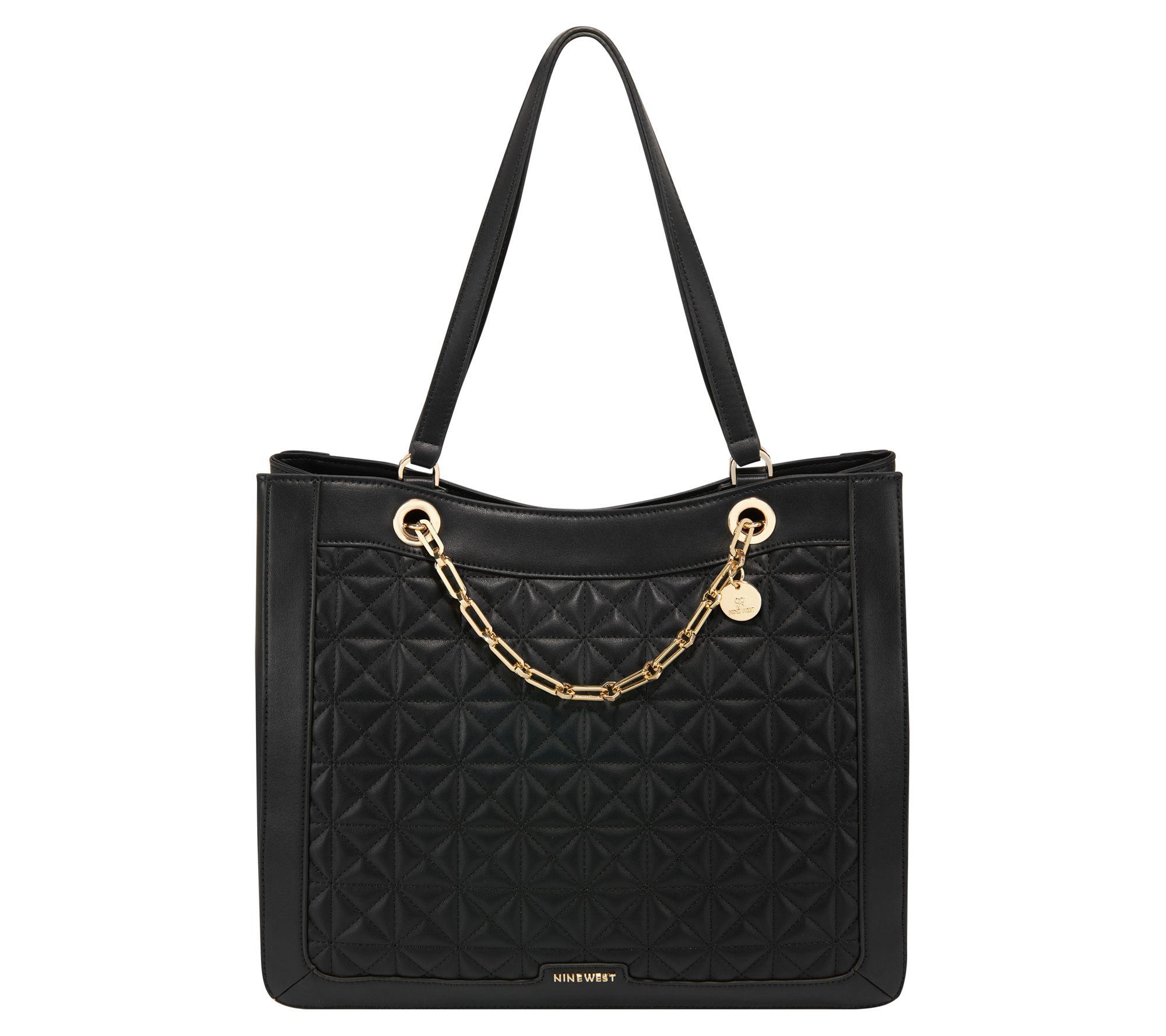 Nine West Shoulder Bag Vintage Lady Qvc