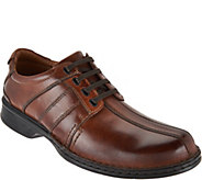 Clarks Mens Leather Lace-up Shoes - Touareg Vibe - A297379