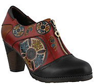 Spring Step LArtiste Leather Shooties - Raina - A341079