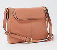 Vince Camuto Leather Crossbody Bag - Tuli - A343679