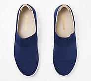 Spenco Orthotic Knit & Mesh Slip-On Shoes - Bahama - A350779