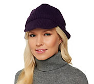 Due North Wind Resistant Knit Cap with Ear Flaps - A258680