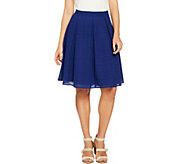 C. Wonder Eyelet Box Pleat Full Skirt - A289780