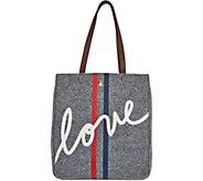 ED Ellen DeGeneres Oax to Oax Tote Handbag - A296980