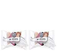 IT Cosmetics Bye Bye Makeup 3in1 Hydrating Anti-Aging Cleansing Wipes - A308680