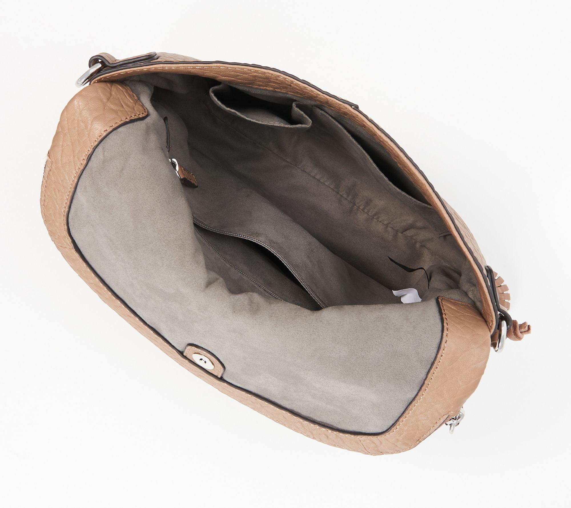 Mr.Weng Household Brown Seashells Lady Handbag Tote Bag Zipper Shoulder Bag