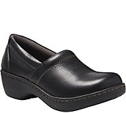 Eastland Leather Closed Back Slip On Clogs - Constance - A361680