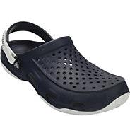 Crocs Mens Clogs - Swiftwater Deck - A412480